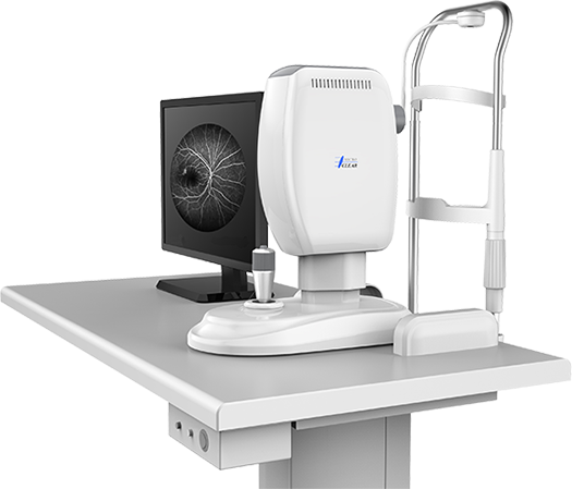 MicroClear-Confocal Retina Opthalmoscope
